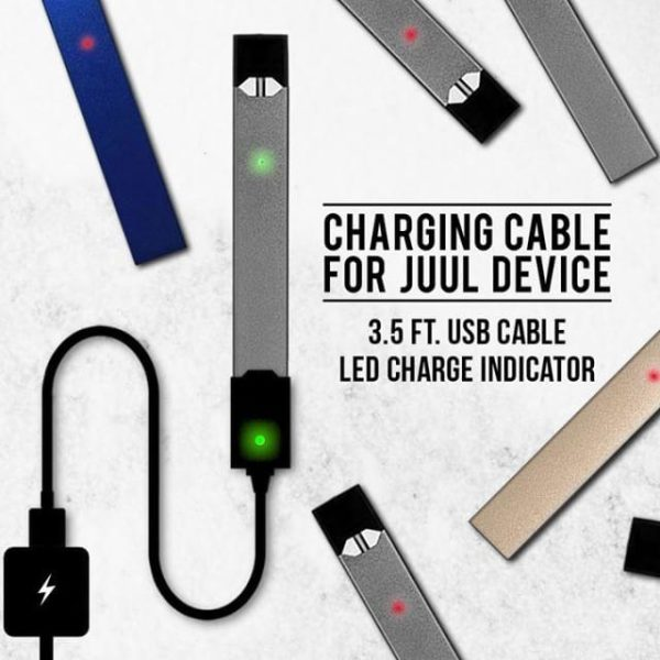 Juul Compatible Extended Charging Cable