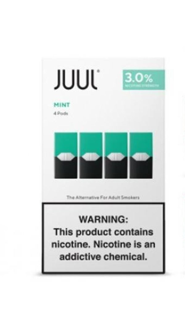 Juul Mint Pods - 3%