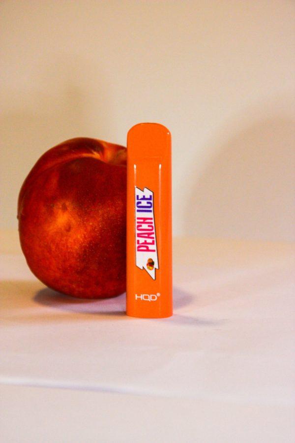 HQD Cuvie - Peach Ice