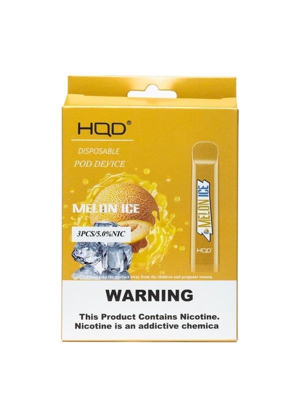 HQD Cuvie - Melon Ice