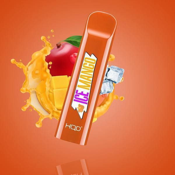 HQD Cuvie - Iced Mango
