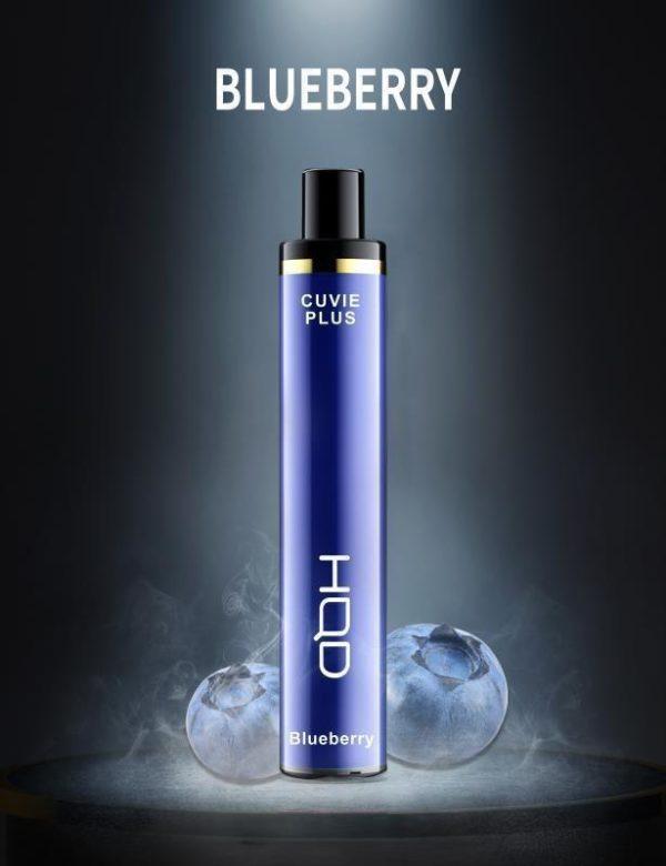HQD Cuvie Plus - Blueberry