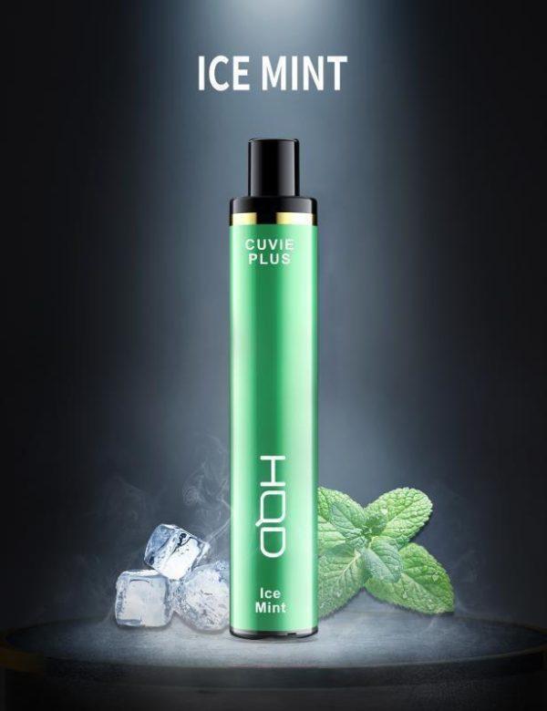 HQD Cuvie Plus - Ice Mint