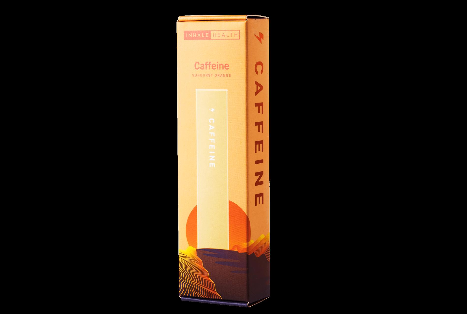 Caffeine Pen - Sunburst Orange