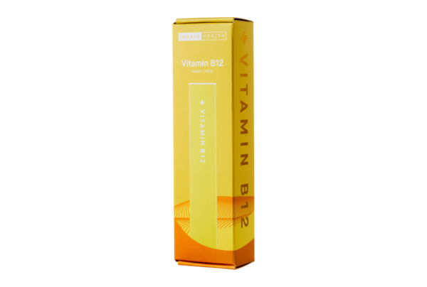Vitamin B12 Diffuser - Honey Oats