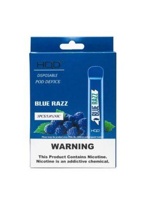 HQD Cuvie - Blue razz
