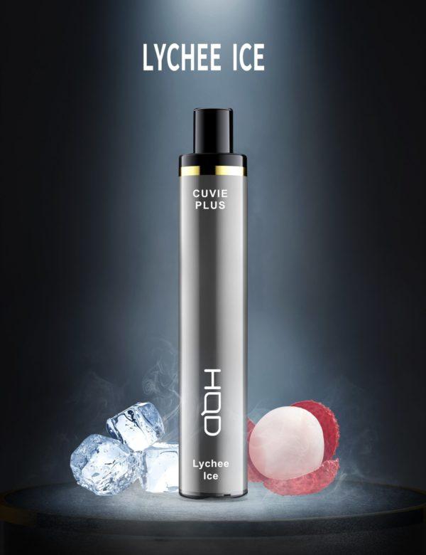 HQD Cuvie Plus - Lychee Ice