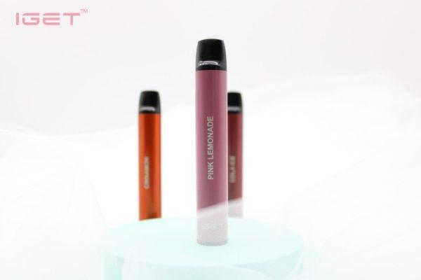 IGET 3 pack - Pink Lemonade