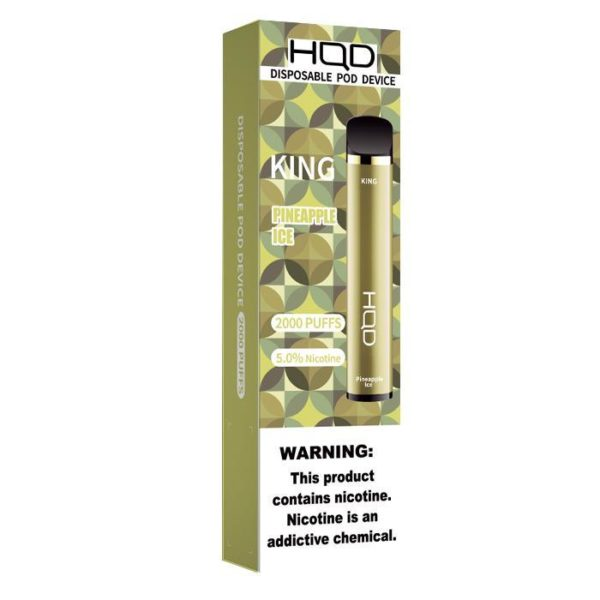 HQD King - Pineapple