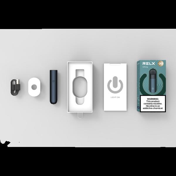 Relx Infinity Device - Black