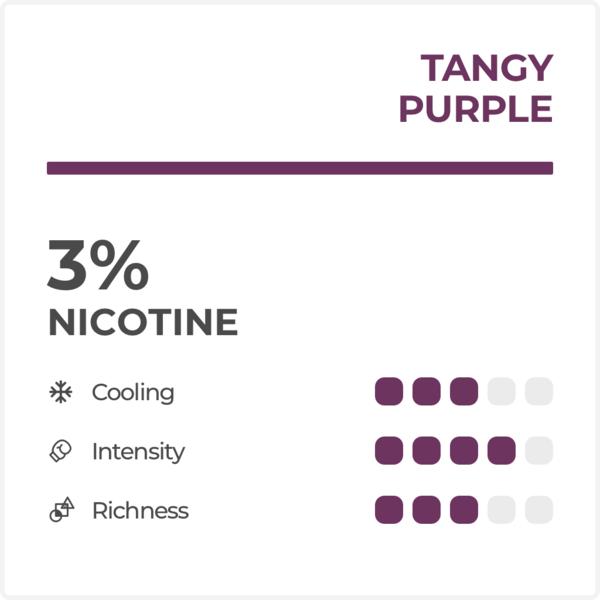 Relx Infinity Pods 3 pack - Tangy Purple