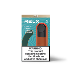 Relx Infinity Pods 3 pack - Dark Sparkle