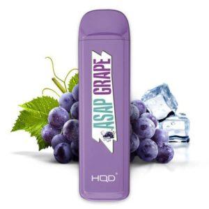HQD Mega - Asap Grape