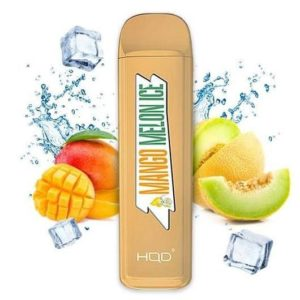 HQD Mega - Mango Melon ice