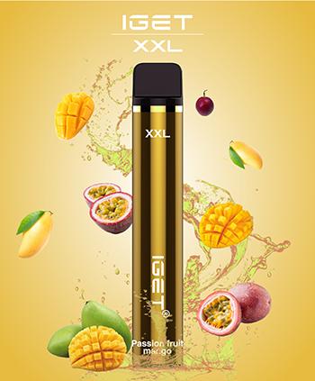 IGET XXL - Passionfruit Mango