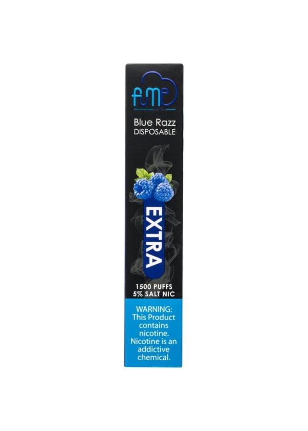 Fume extra Blue razz | Smartpodsau.com