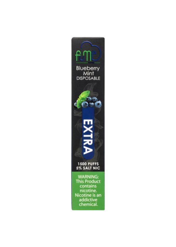 Fume extra - Blueberry Mint