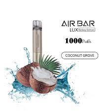 Air bar lux Coconut grove   Smartpodsau.com