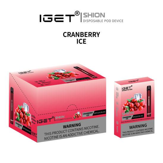 Iget Shion Cranberry Ice Smartpodsau.com