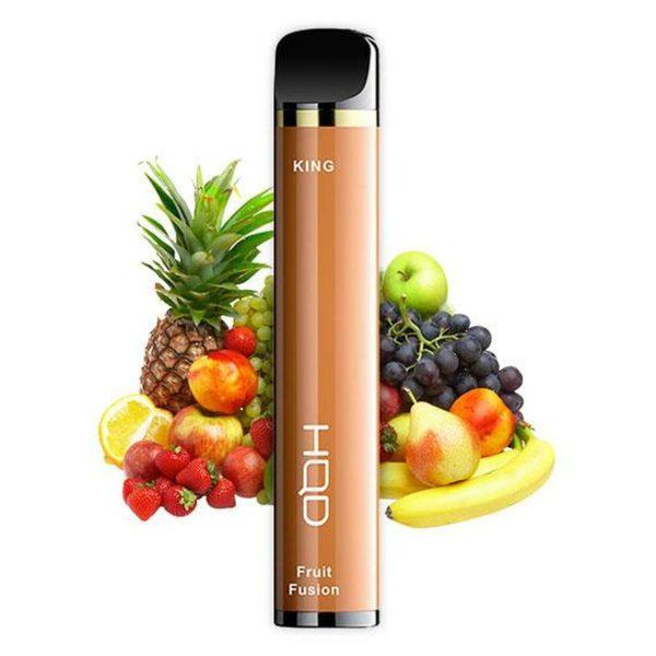 HQD King Fruit Fusion | Smartpodsau.com