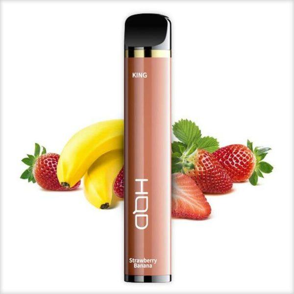 HQD King Strawberry Banana | Smartpodsau.com